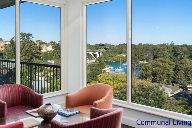 4/43 Gladesville Road, Hunters Hill NSW 2110