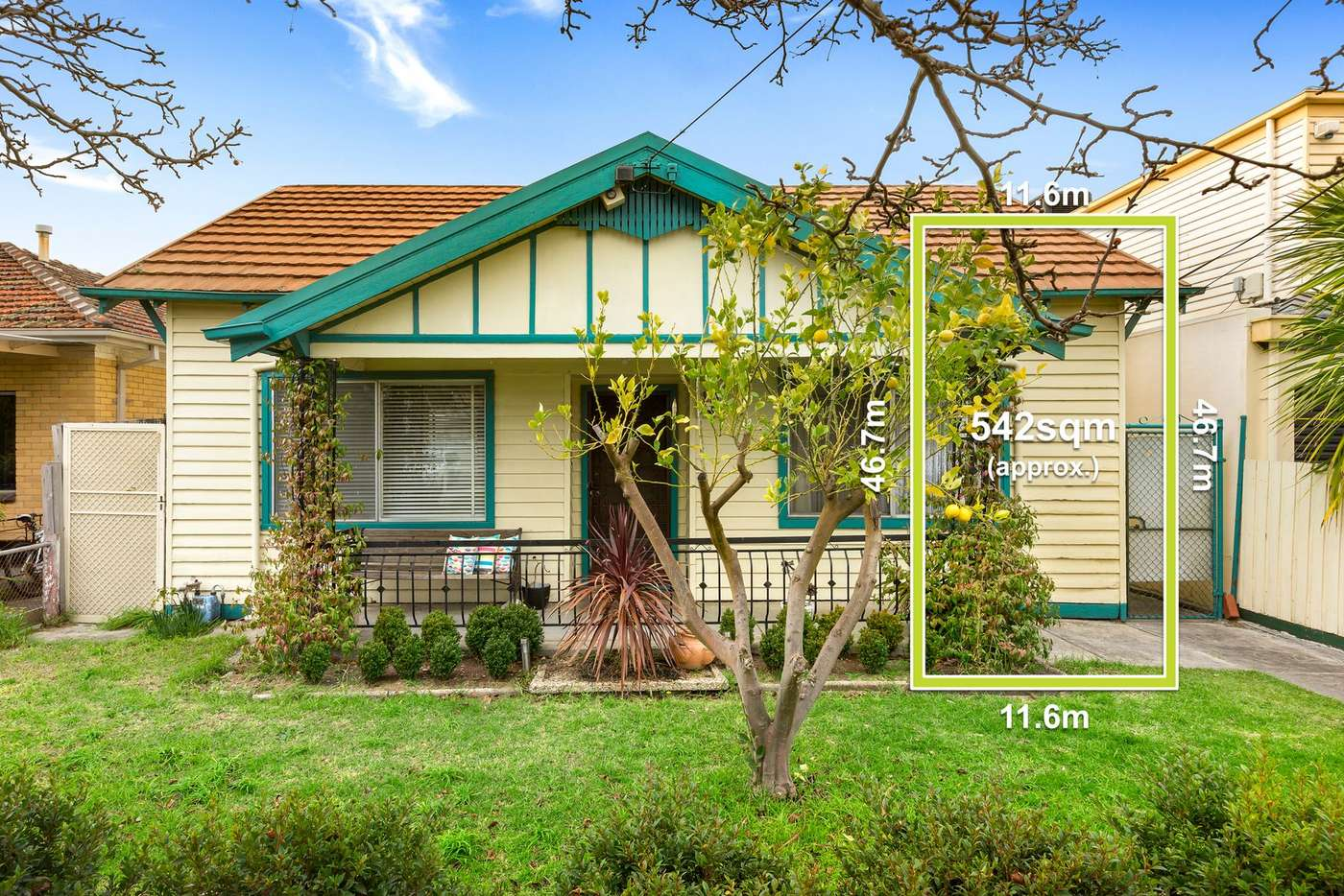 Main view of Homely house listing, 44 Andrew Street, Northcote VIC 3070