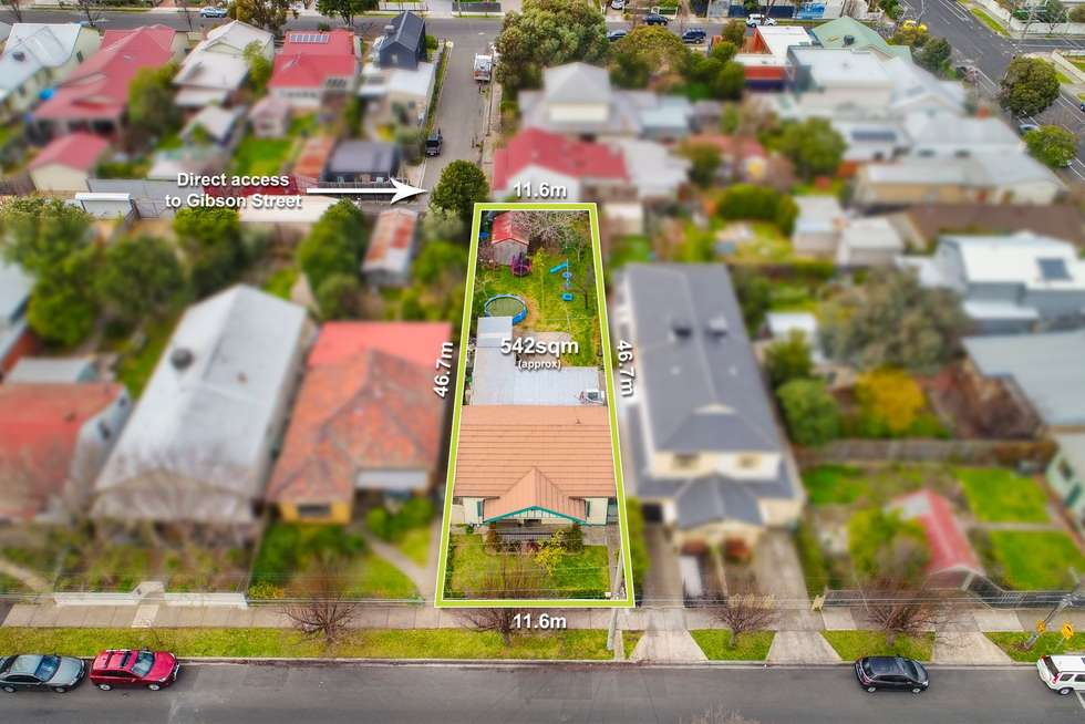 Second view of Homely house listing, 44 Andrew Street, Northcote VIC 3070