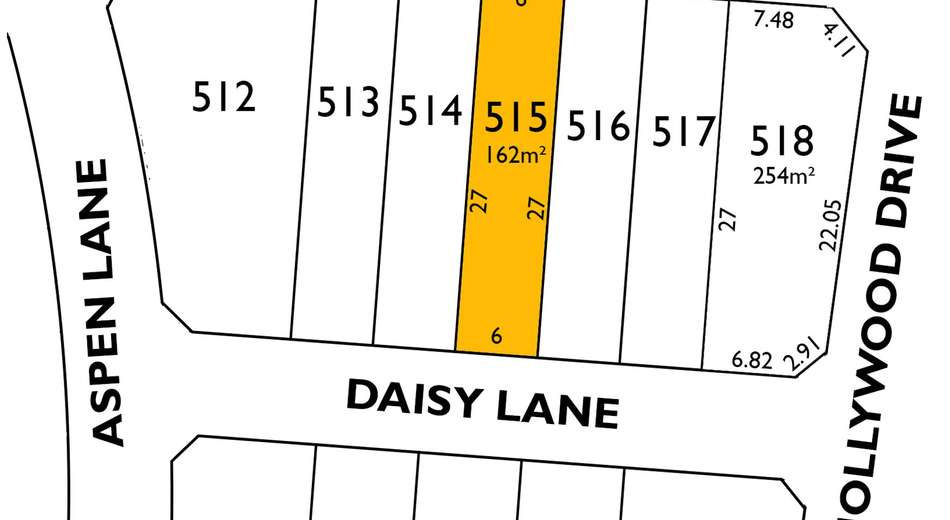 Lot 611 Daisy Lane, Roxburgh Park VIC 3064