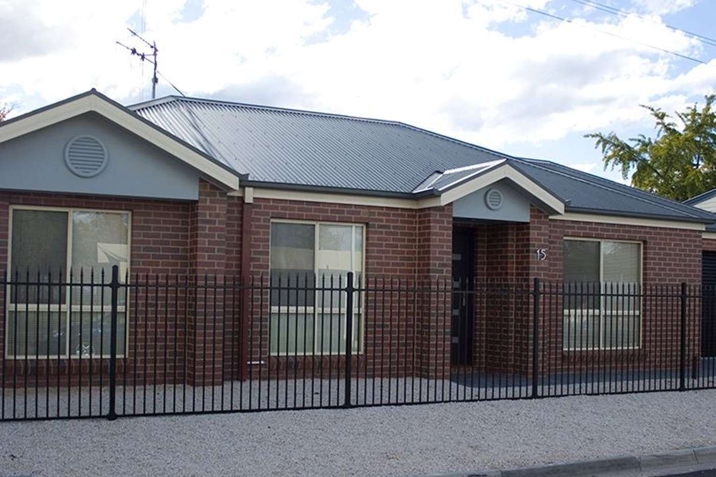 Main view of Homely house listing, 15 Uley Street, Bendigo VIC 3550