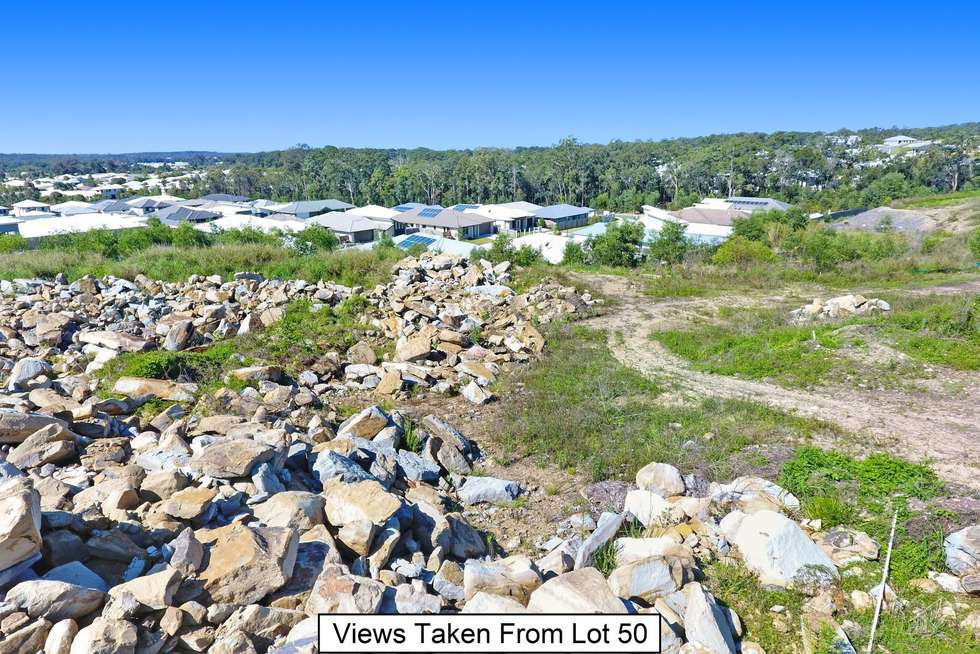 Third view of Homely residentialLand listing, 45 Mon Terre Drive, Little Mountain QLD 4551