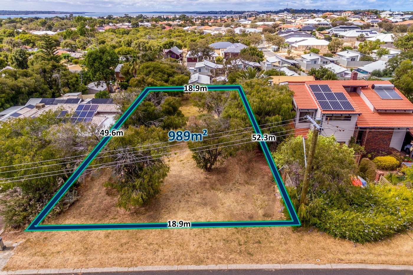 Sixth view of Homely residentialLand listing, 10 Kyrean Street, Falcon WA 6210