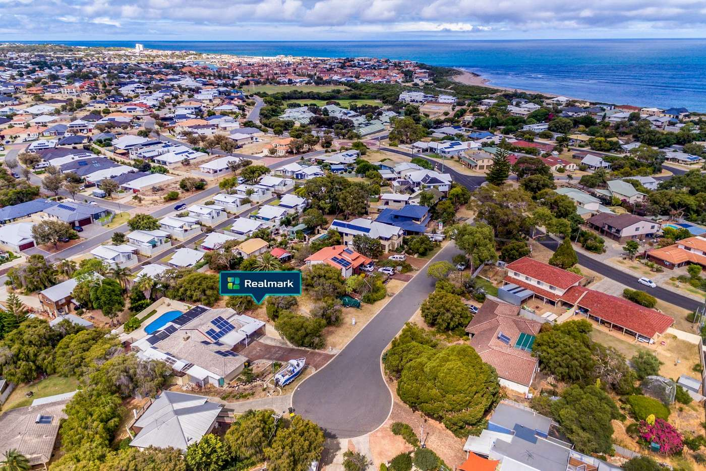 Seventh view of Homely residentialLand listing, 10 Kyrean Street, Falcon WA 6210