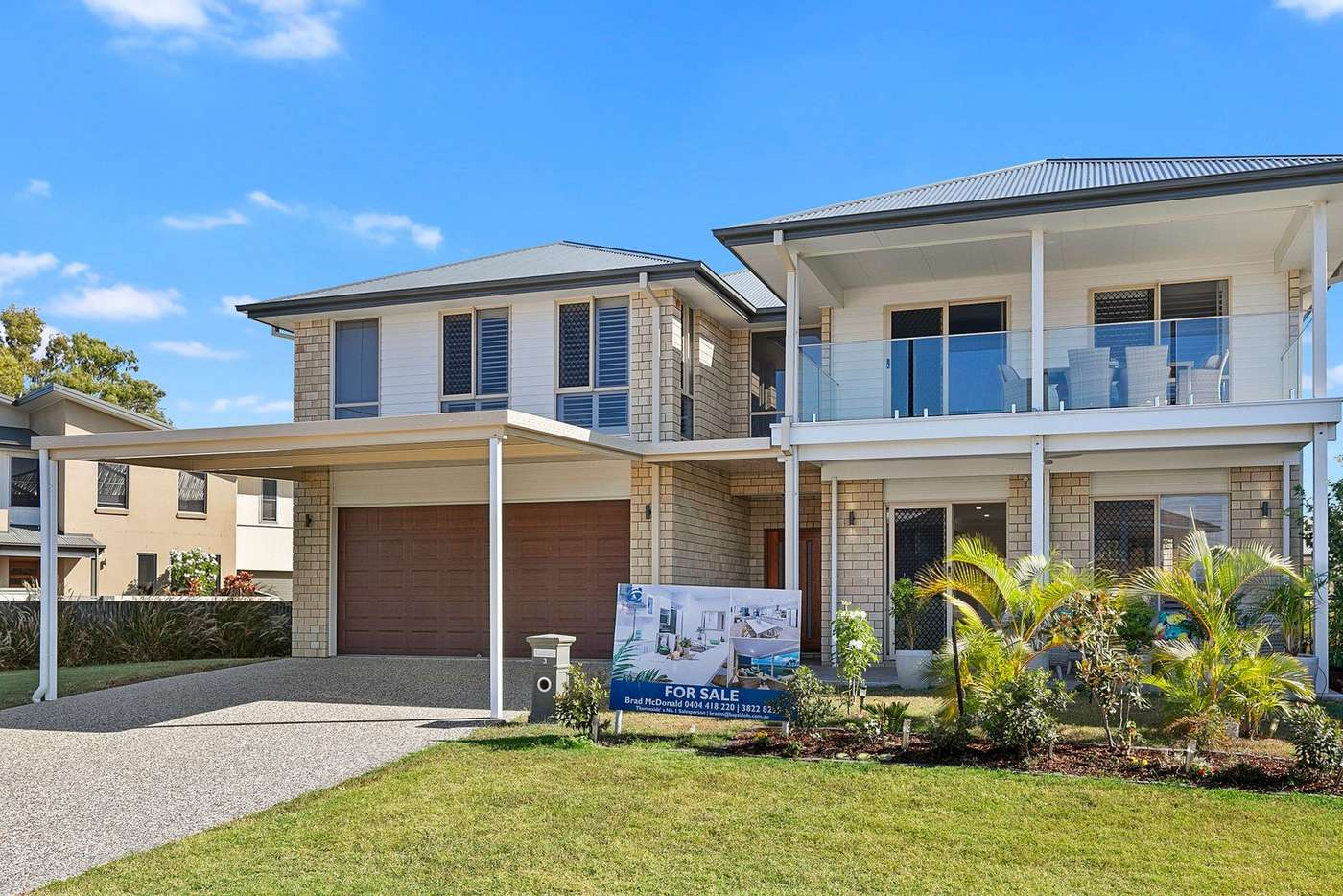 Main view of Homely house listing, 3 Baywalk Place, Thorneside QLD 4158