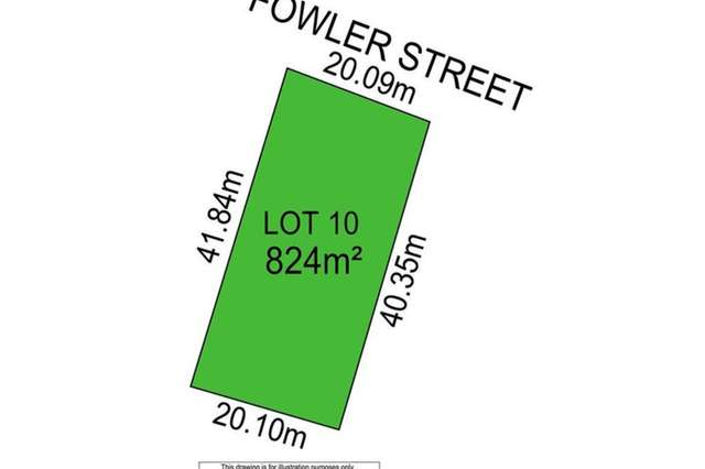 Lot 10, 12 Fowler Street, Coobowie SA 5583