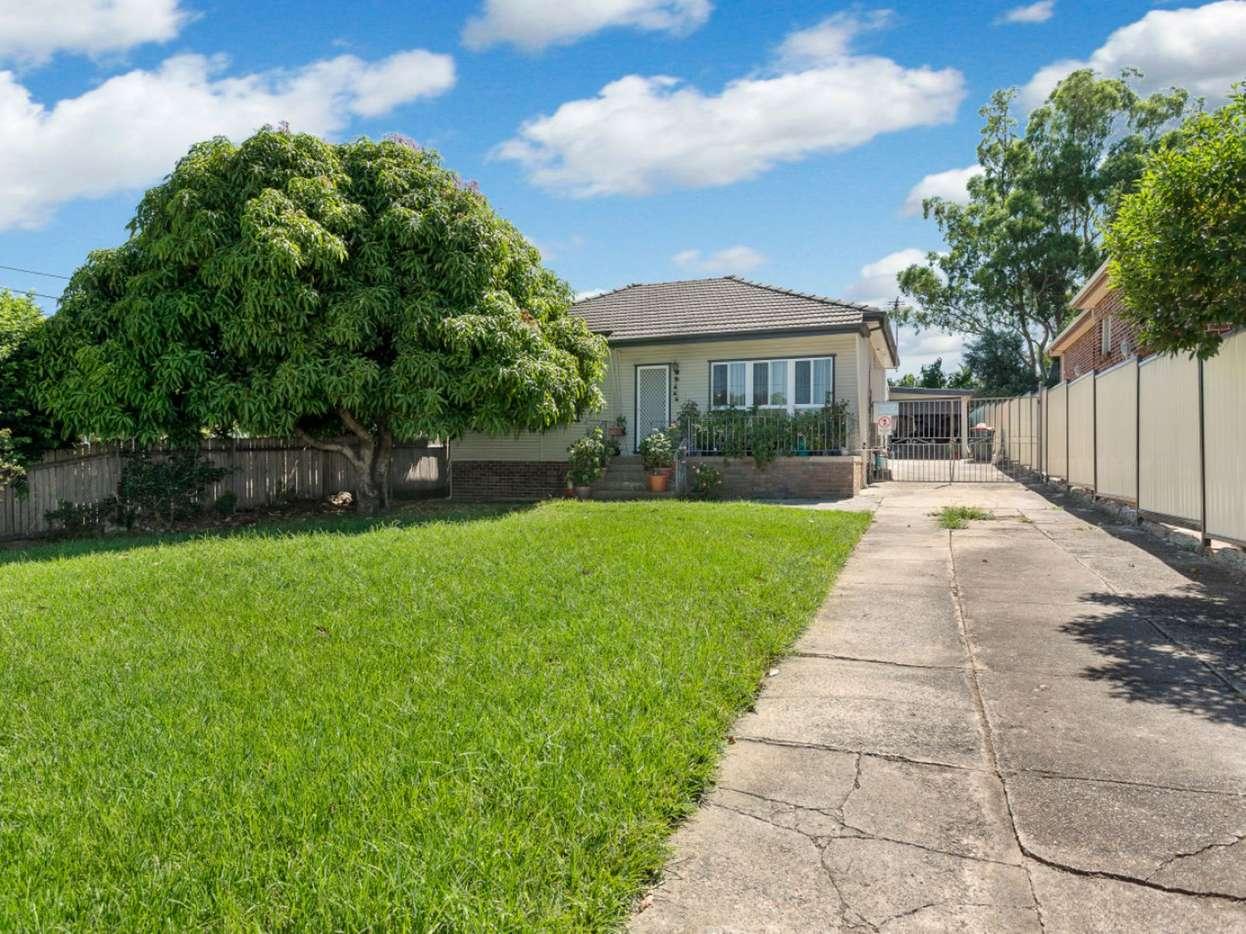 Main view of Homely house listing, 70 Burnett Street, Merrylands, NSW 2160