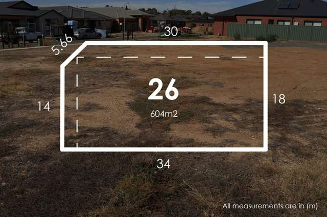 21 (Lot 26) Rheola Drive, White Hills VIC 3550