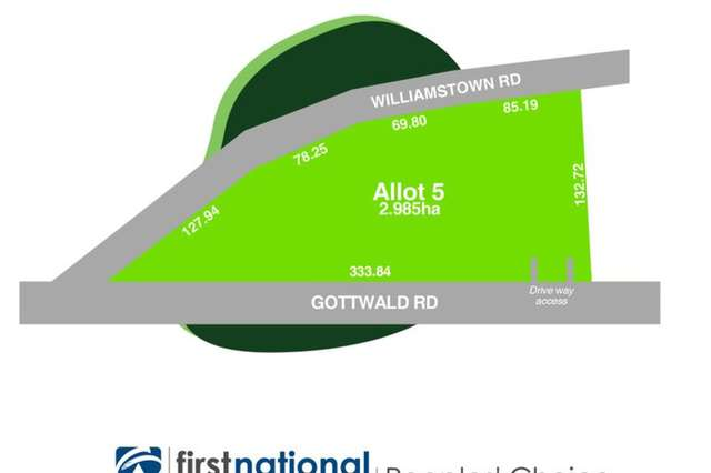 Lot 5 Williamstown Road, Williamstown SA 5351