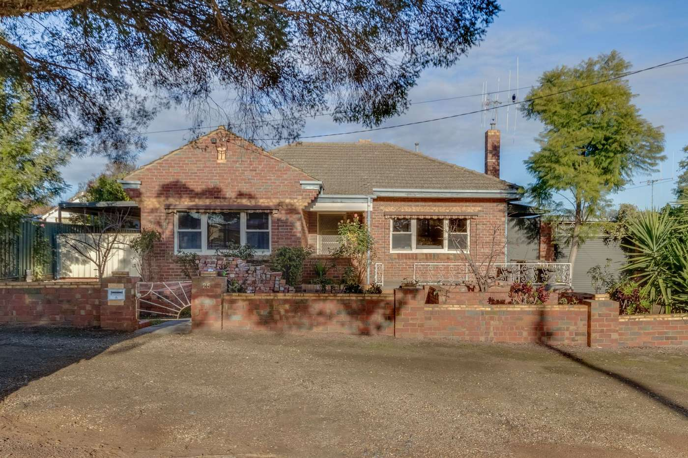 Main view of Homely house listing, 25 Frederick Street, North Bendigo, VIC 3550