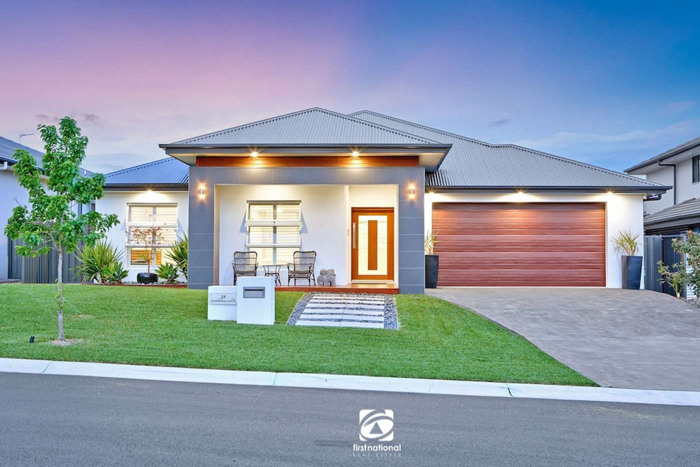 Main view of Homely house listing, 24 Underwood Circuit, Harrington Park NSW 2567