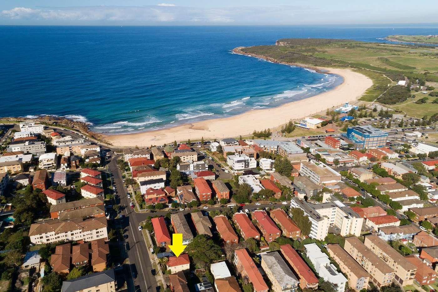 Main view of Homely house listing, 417 Maroubra Road, Maroubra NSW 2035