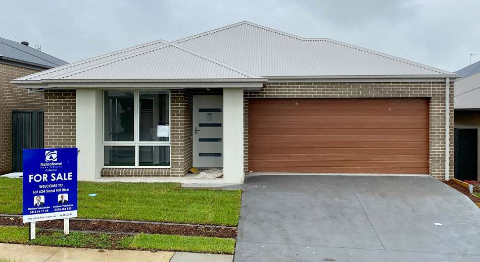 Lot 624 Sand Hill Rise, Cobbitty NSW 2570