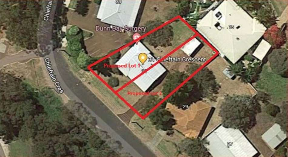 Proposed Lot 2/31 Chieftain Crescent