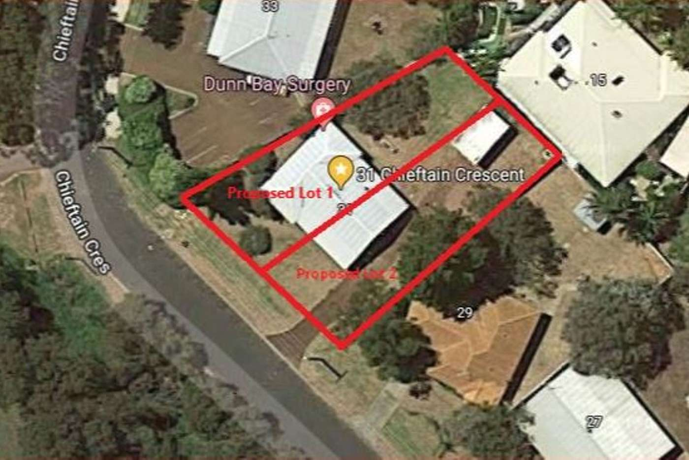 Main view of Homely residentialLand listing, Proposed Lot 2/31 Chieftain Crescent, Dunsborough WA 6281