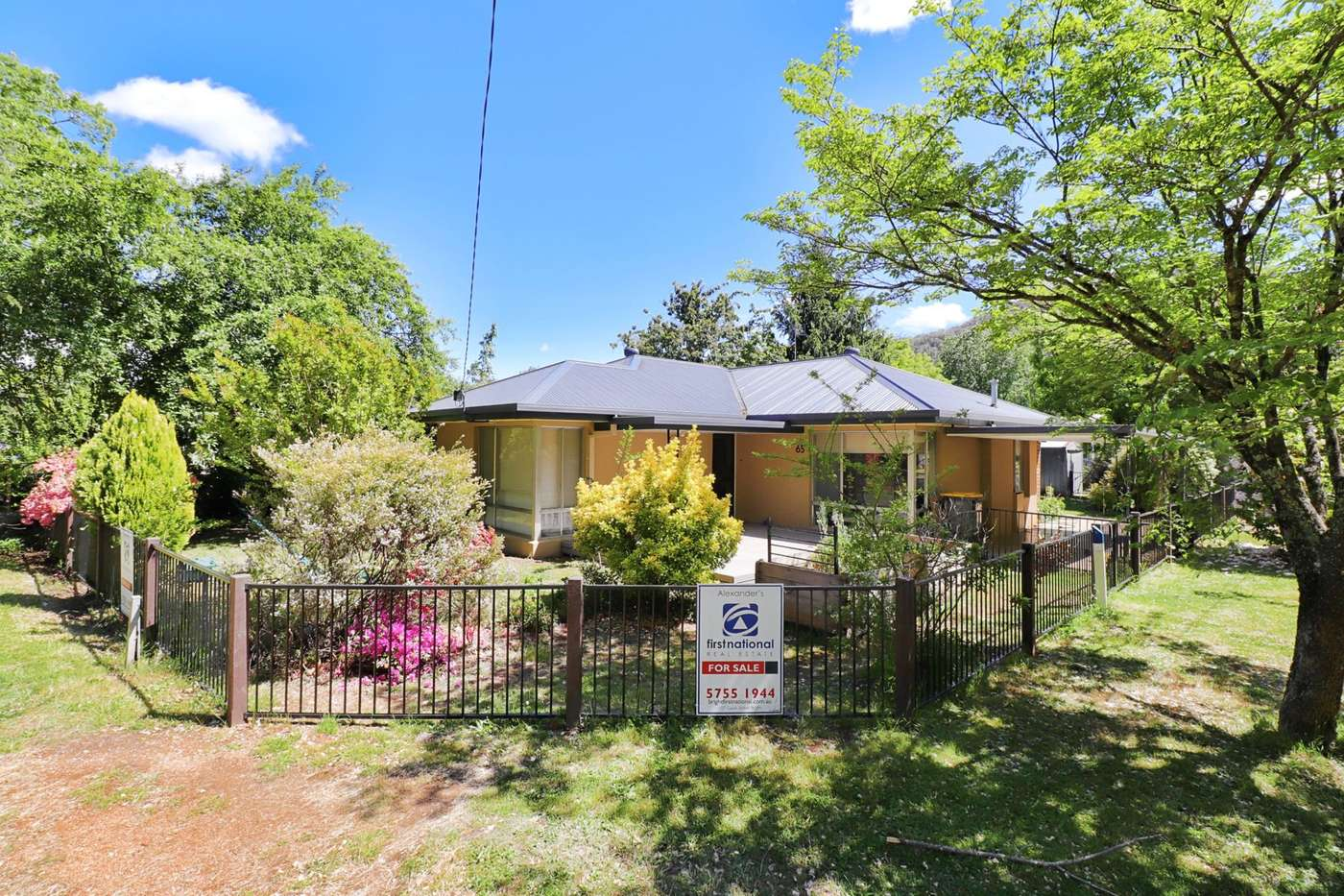 Main view of Homely house listing, 65 Delany Avenue, Bright, VIC 3741