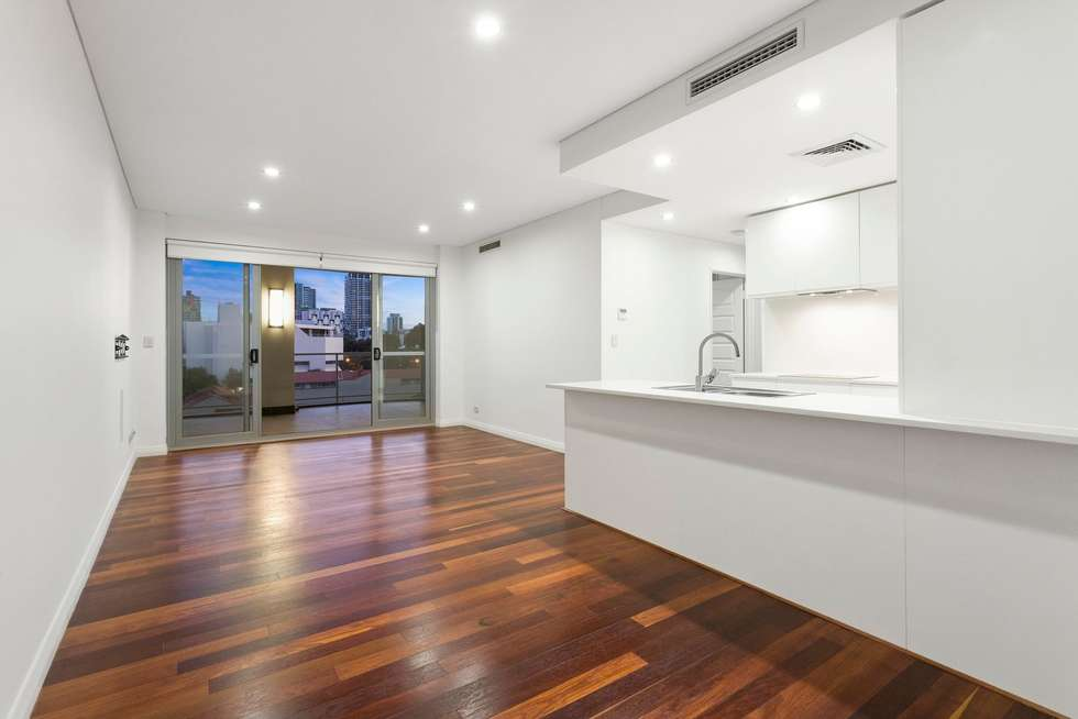 Second view of Homely apartment listing, 27/52 Wickham Street, East Perth WA 6004