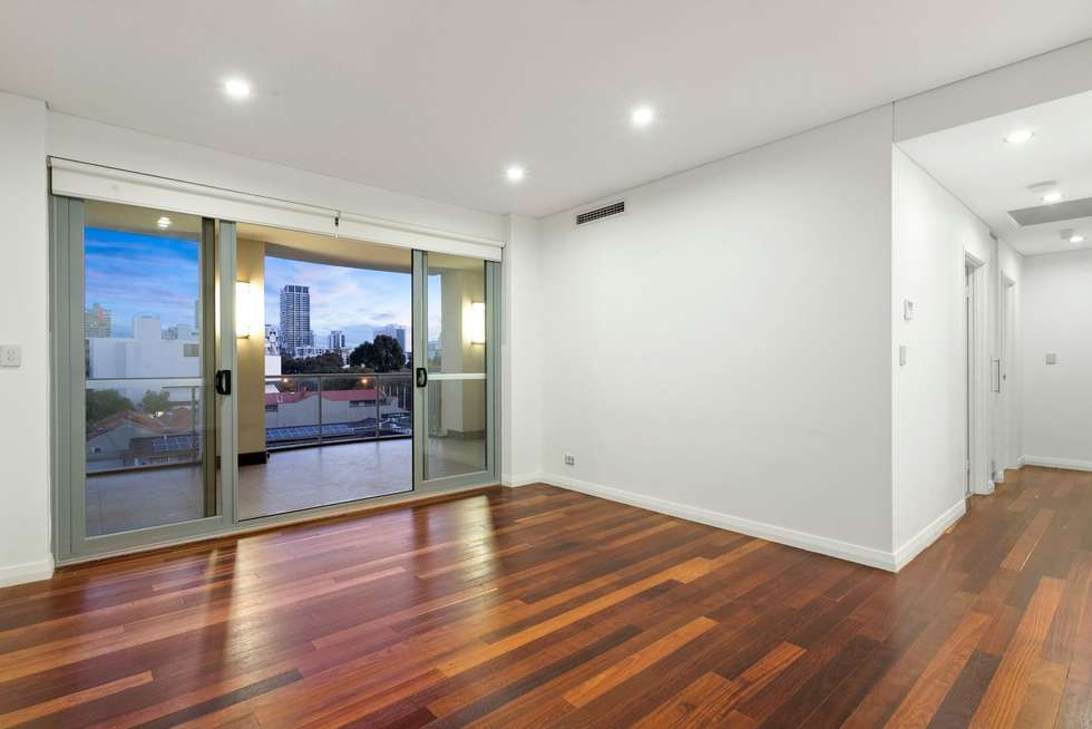 Third view of Homely apartment listing, 27/52 Wickham Street, East Perth WA 6004
