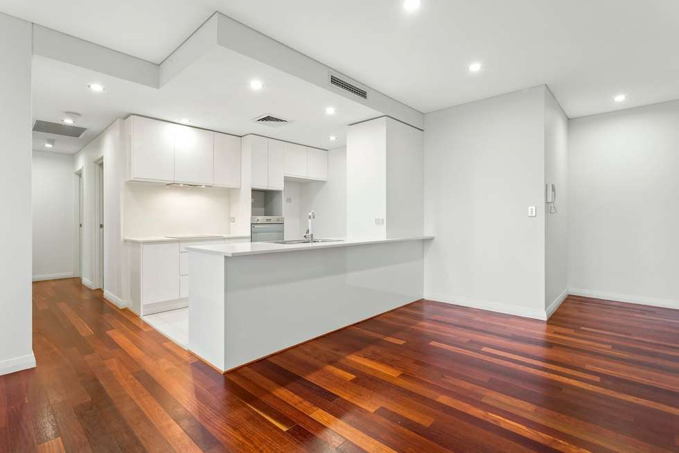 Fourth view of Homely apartment listing, 27/52 Wickham Street, East Perth WA 6004
