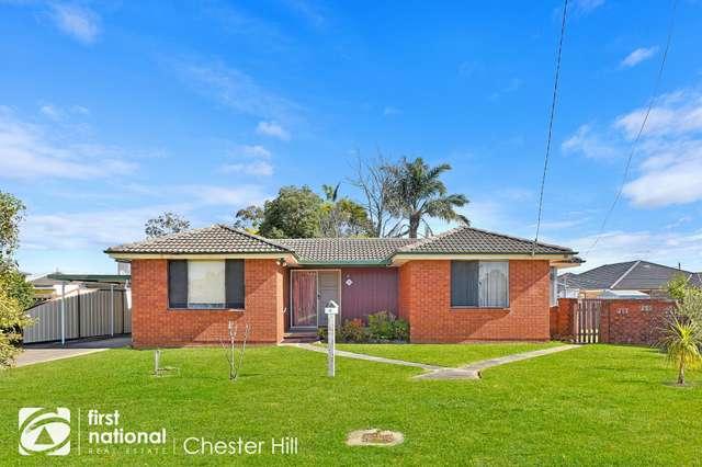 4 Avonlea Crescent, Bass Hill NSW 2197