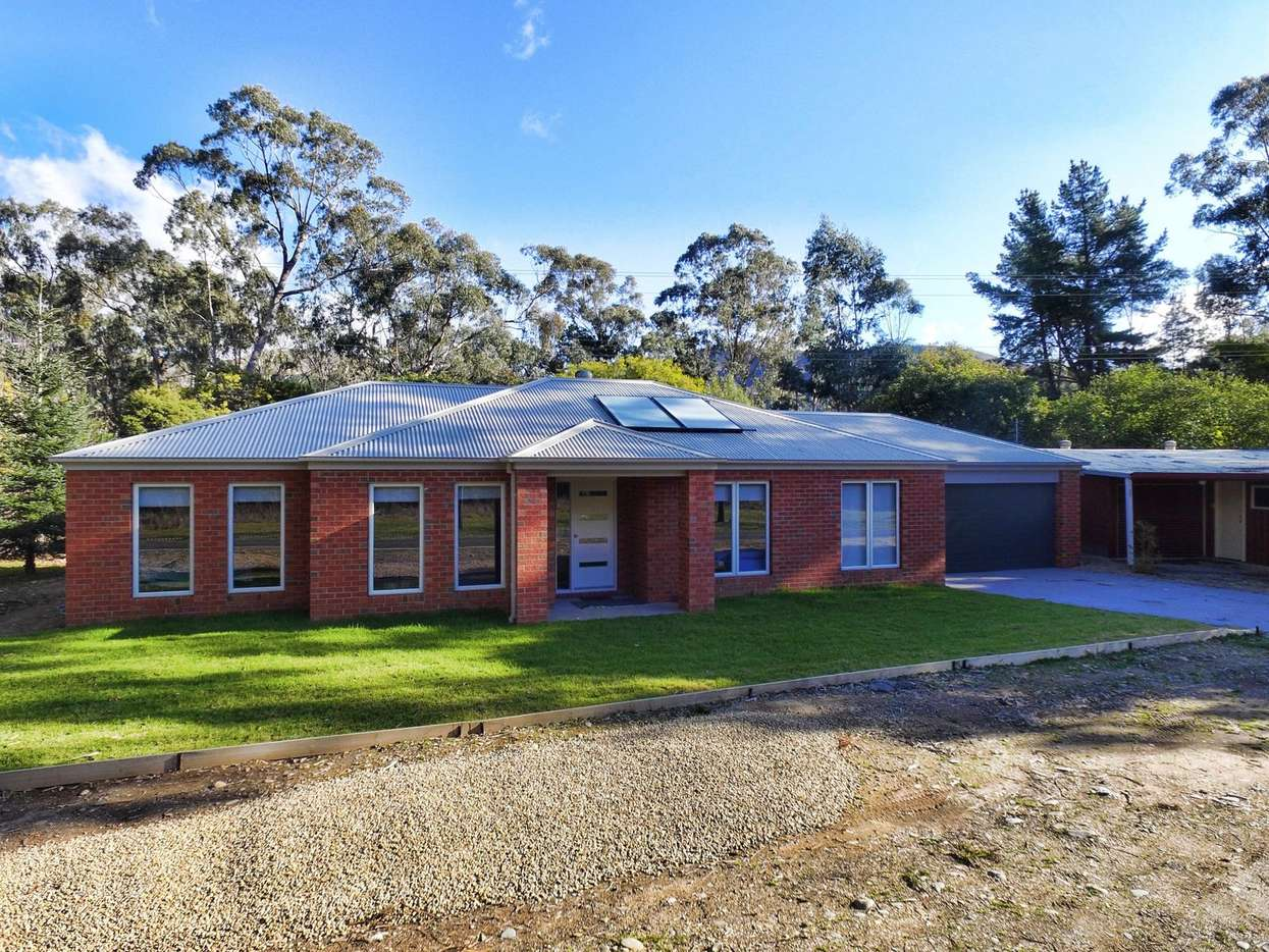 Main view of Homely house listing, 428 Back Porepunkah Road, Bright, VIC 3741