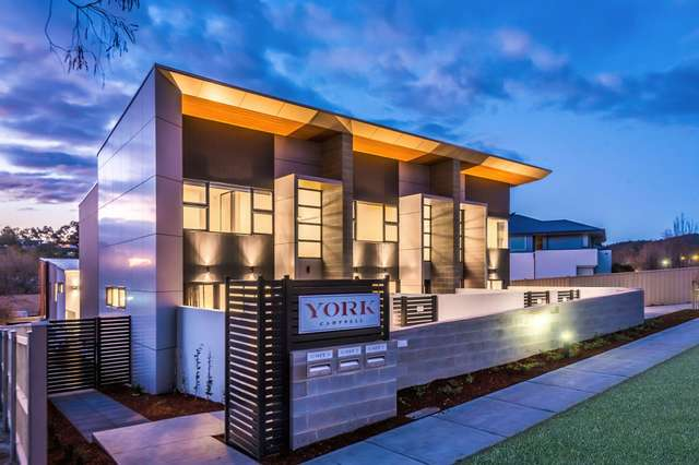 3/130 Blamey Crescent, Campbell ACT 2612