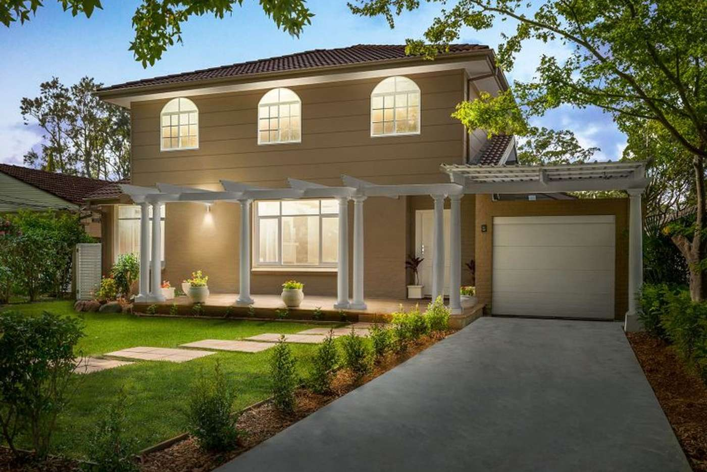 Main view of Homely house listing, 8 Paul Avenue, St Ives NSW 2075