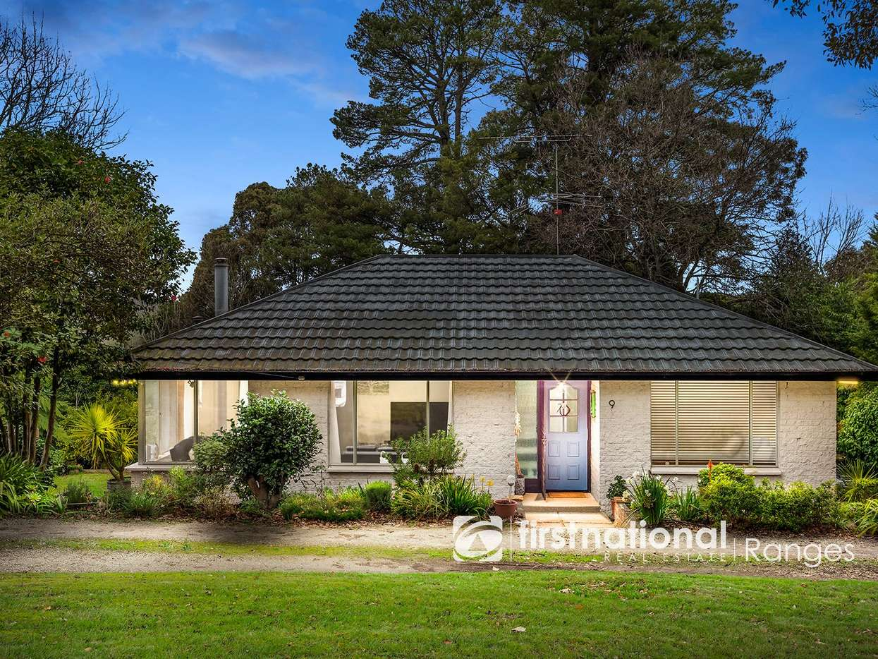Main view of Homely house listing, 9 Elm Crescent, Emerald, VIC 3782