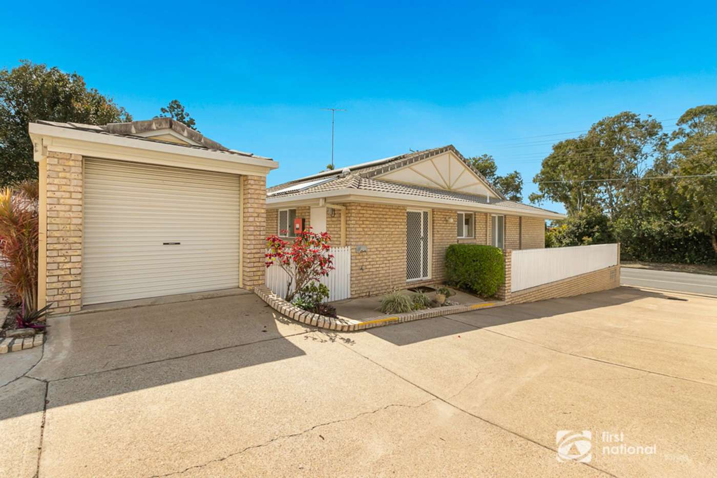 Main view of Homely villa listing, 1/66 Agnes Street, Birkdale QLD 4159