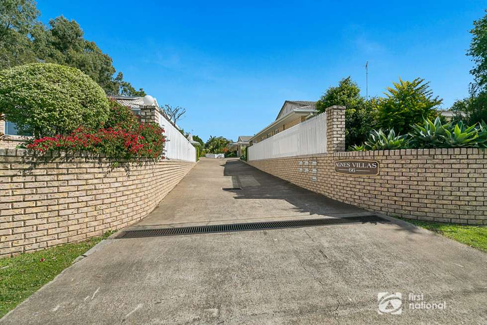 Second view of Homely villa listing, 1/66 Agnes Street, Birkdale QLD 4159