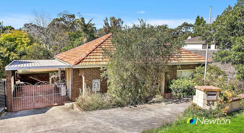 34 North West Arm Road, Gymea NSW 2227