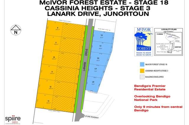 1 Stage 18 McIvor Forest Estate