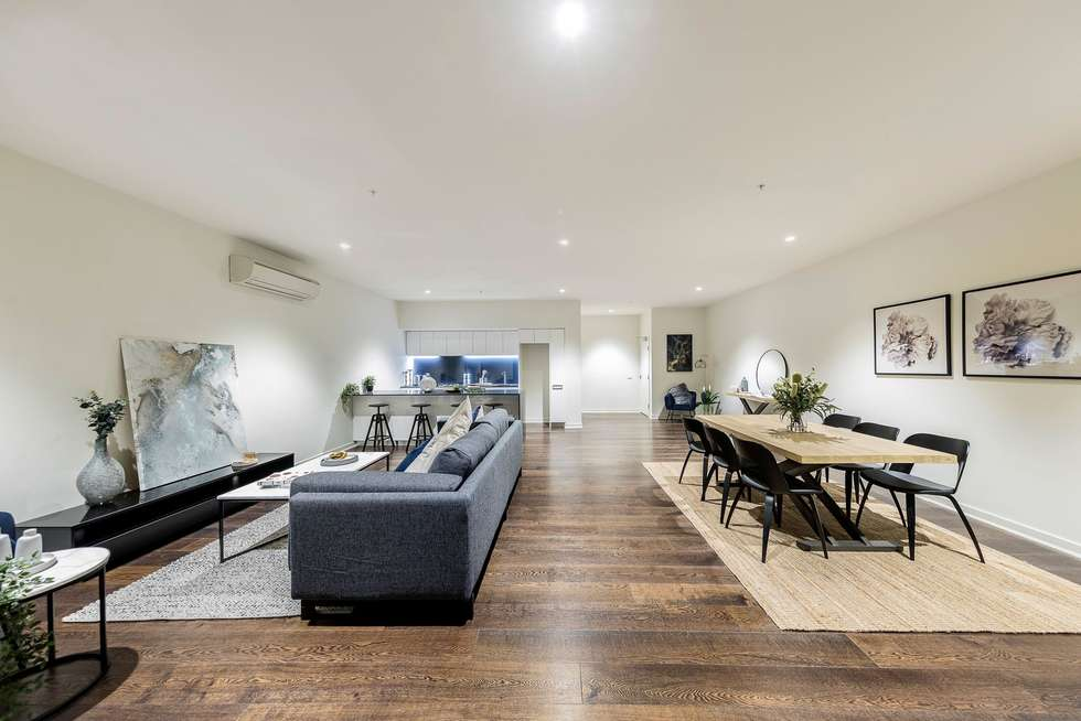 Second view of Homely apartment listing, Penthouse/199 William Street, Melbourne VIC 3000