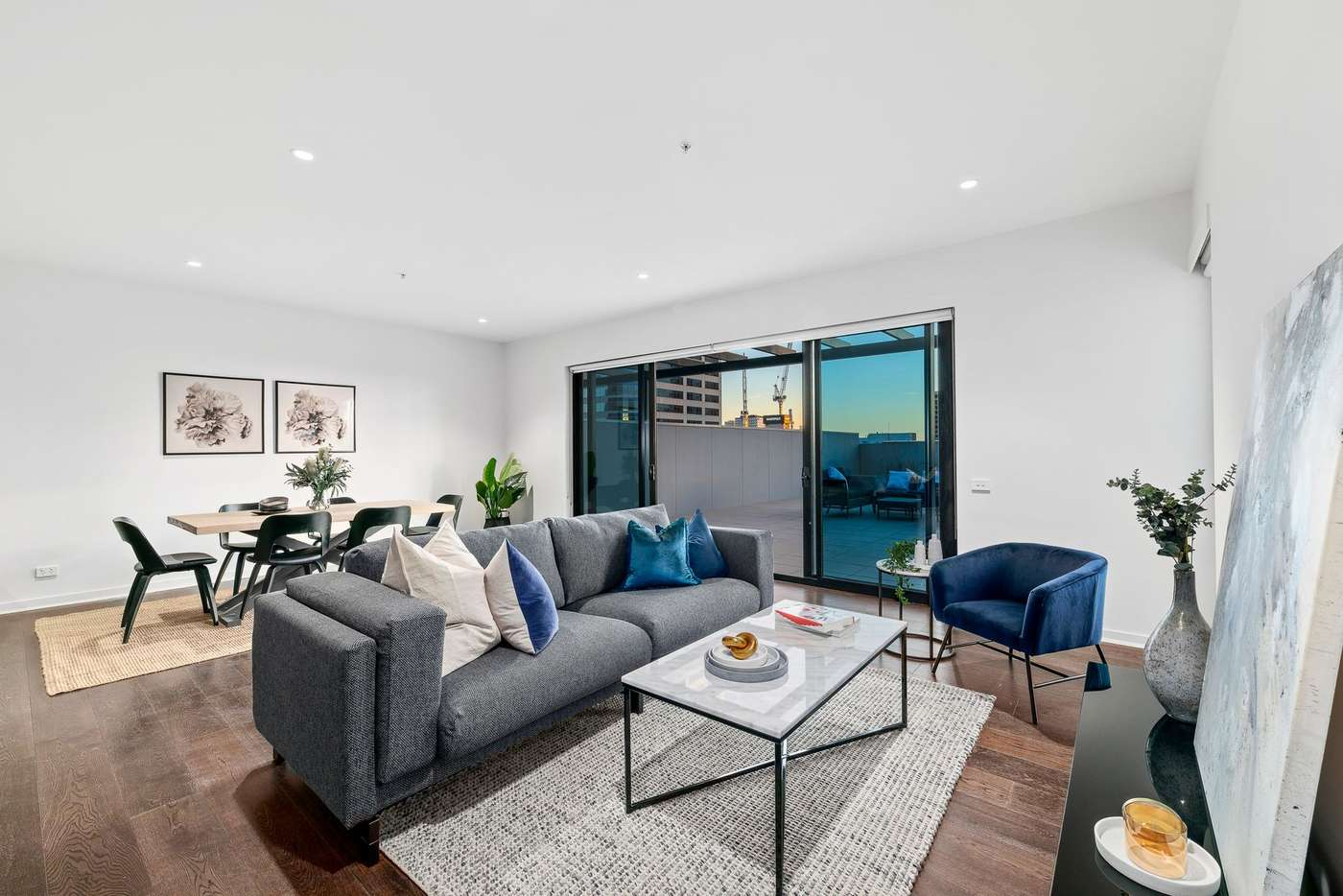 Sixth view of Homely apartment listing, Penthouse/199 William Street, Melbourne VIC 3000