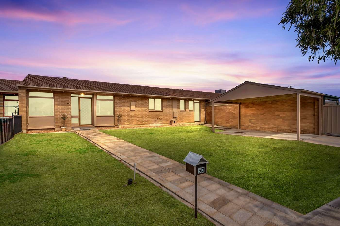 Main view of Homely house listing, 63 West Street, Semaphore Park SA 5019