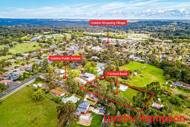 7 School Road, Galston NSW 2159