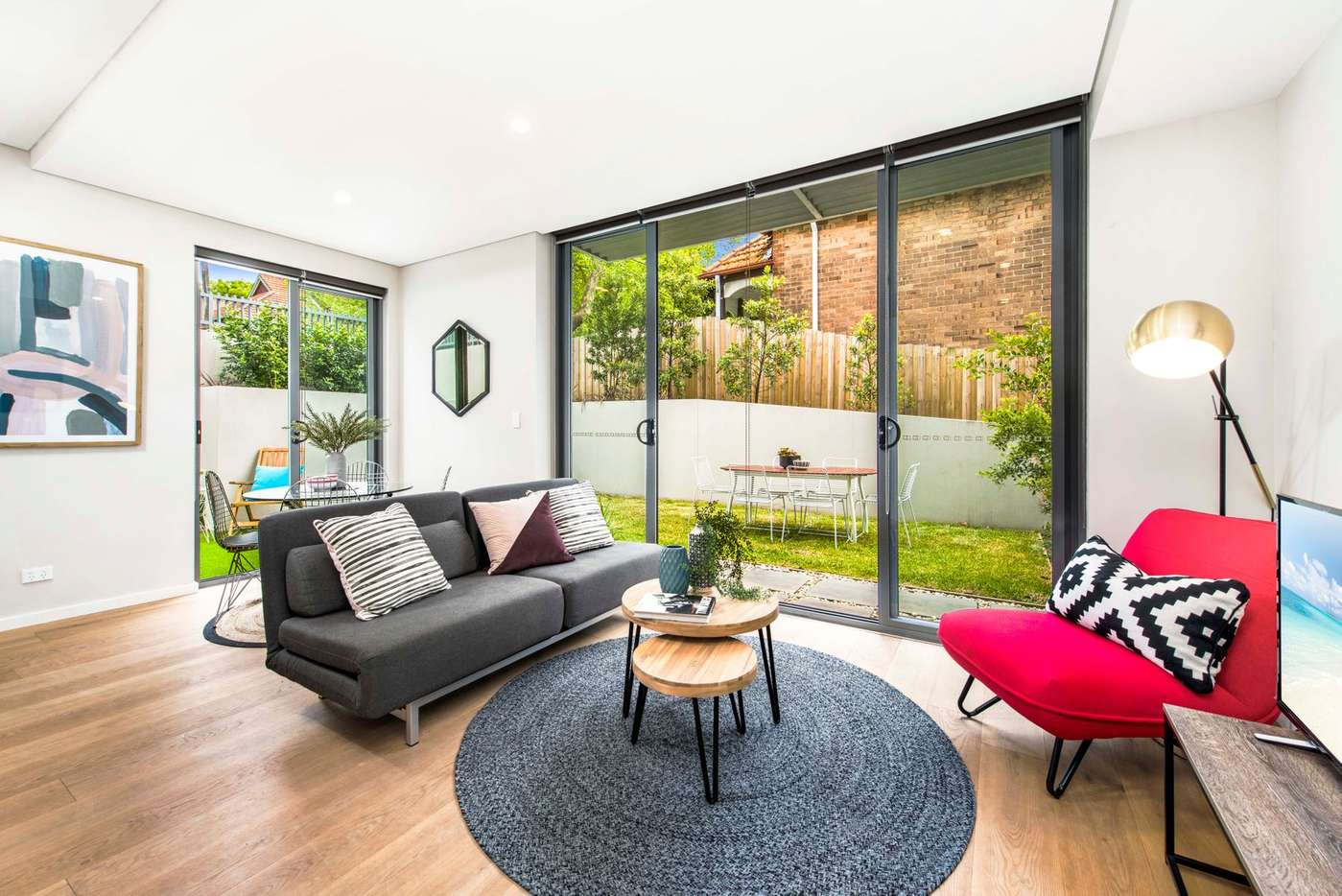 Main view of Homely apartment listing, G01/291 Miller Street, Cammeray, NSW 2062