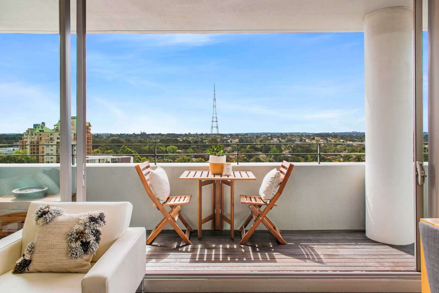 Main view of Homely apartment listing, 804/11 Chandos Street, St Leonards, NSW 2065
