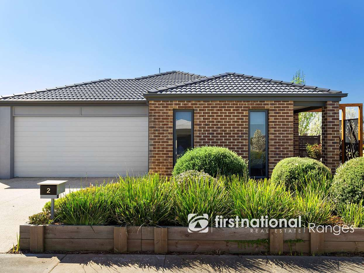 Main view of Homely house listing, 2 Bristol Drive, Cranbourne North, VIC 3977