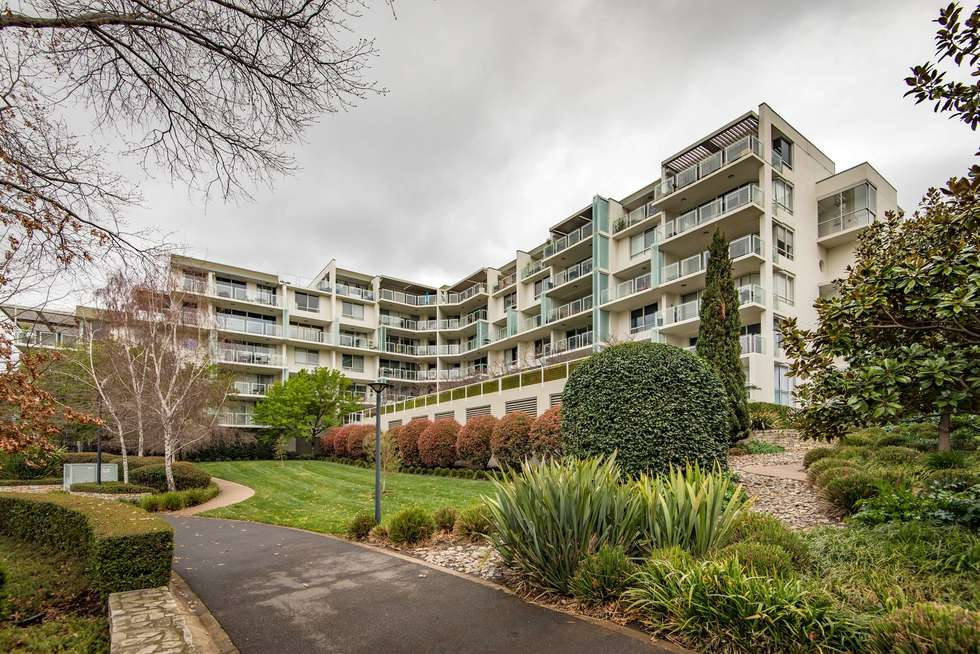 Third view of Homely apartment listing, 16/45 Blackall Street, Barton ACT 2600