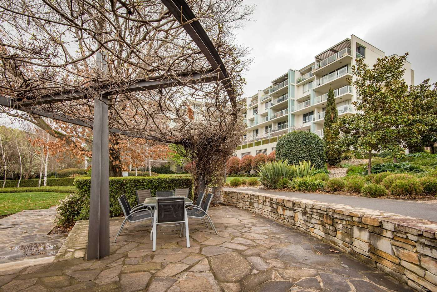 Fifth view of Homely apartment listing, 16/45 Blackall Street, Barton ACT 2600