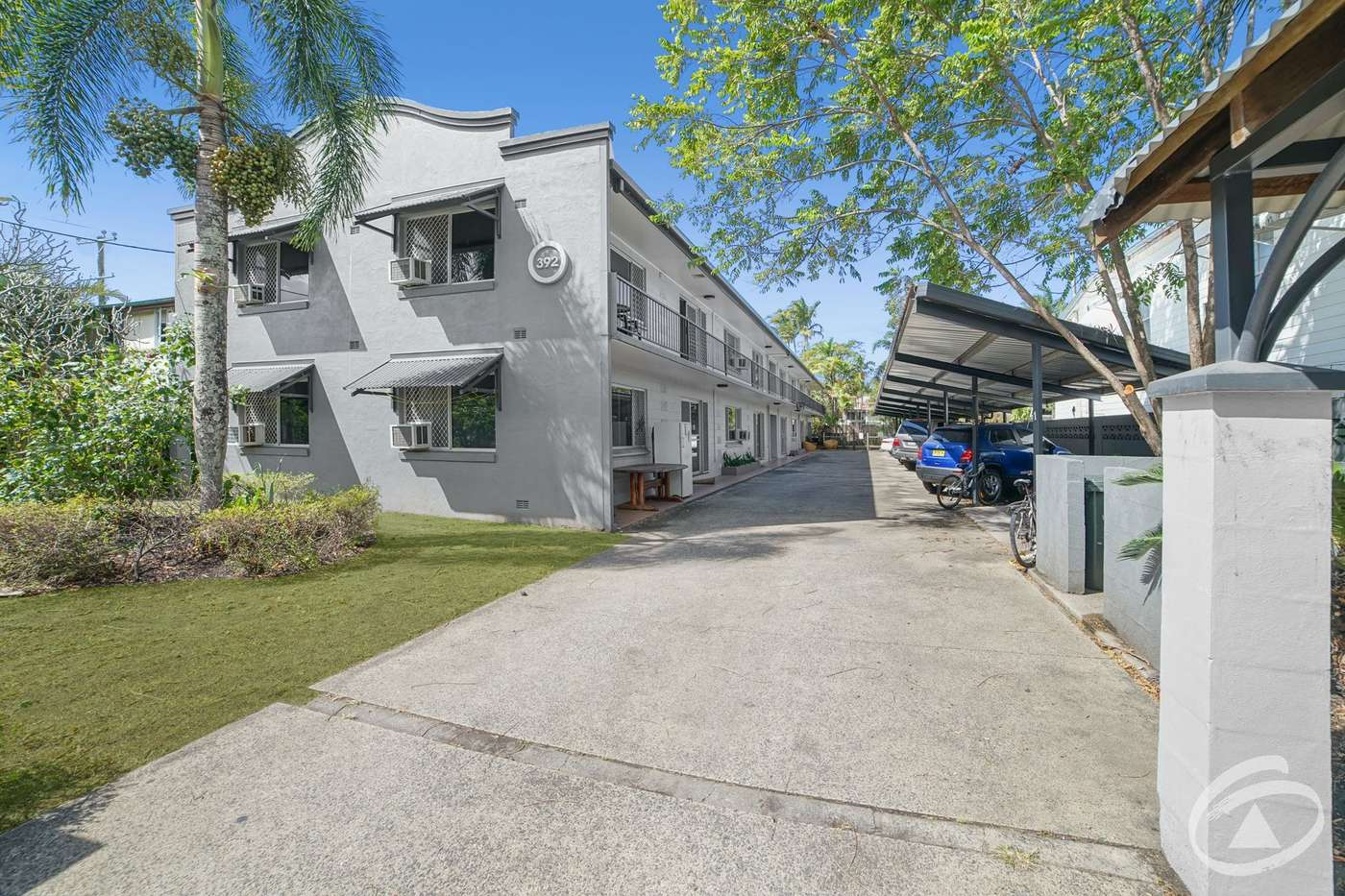 Main view of Homely unit listing, 5/392 Severin Street, Parramatta Park, QLD 4870