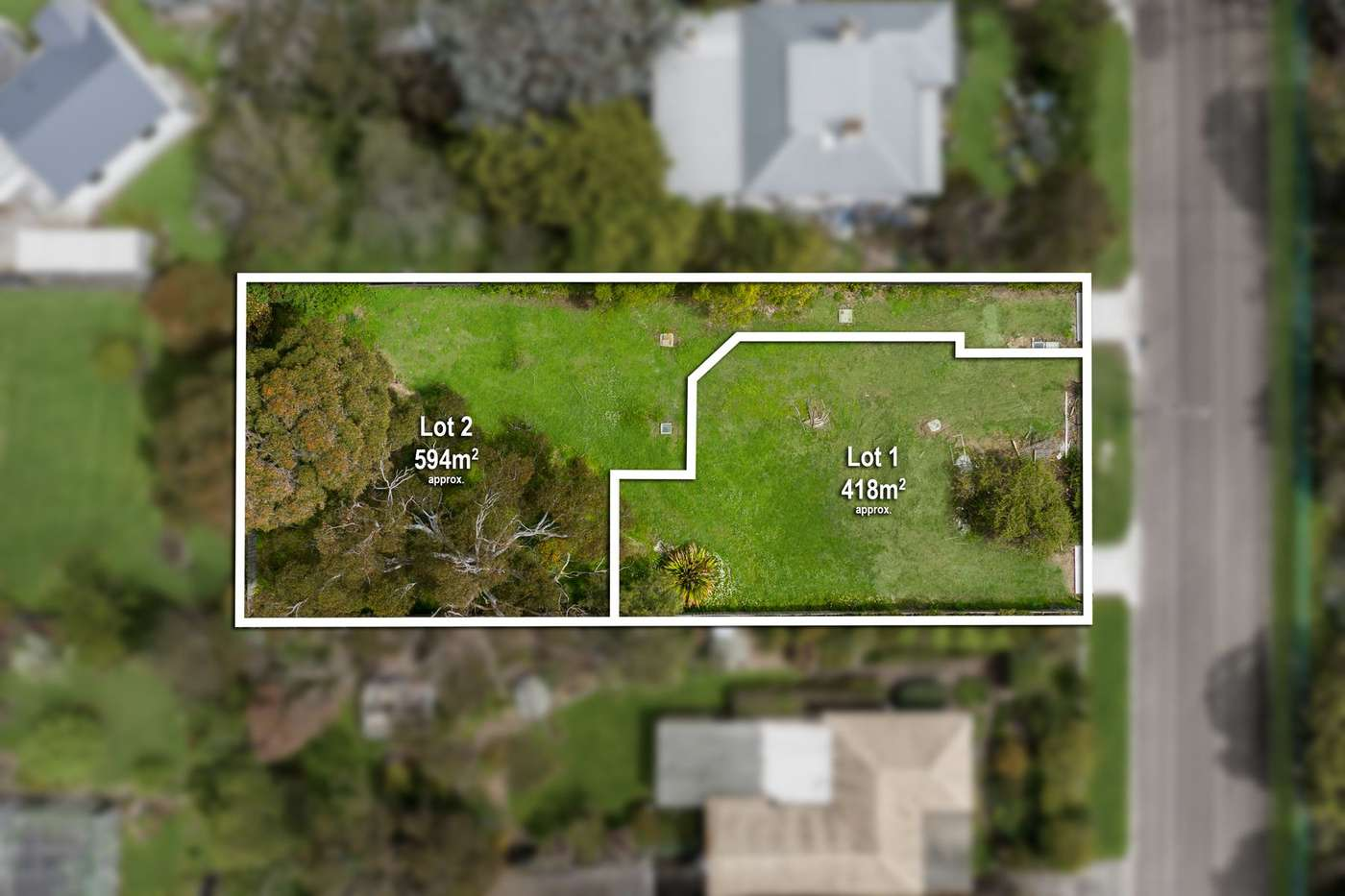 Main view of Homely  listing, Lot 1 & 2/199 Palmerston Avenue, Dromana, VIC 3936