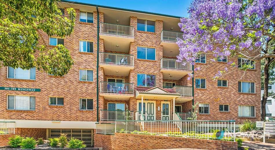 2/381-389 Kingsway, Caringbah NSW 2229