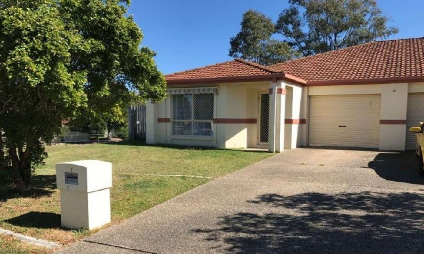 Main view of Homely townhouse listing, 1/6 Stormbird Place, Carrara, QLD 4211