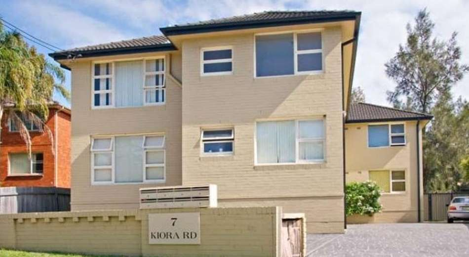 8/7 Kiora Road, Miranda NSW 2228