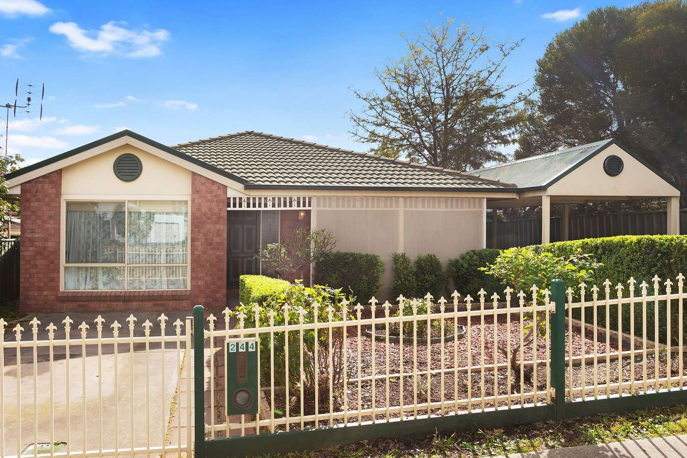 Main view of Homely house listing, 244 Arnold Street, North Bendigo, VIC 3550