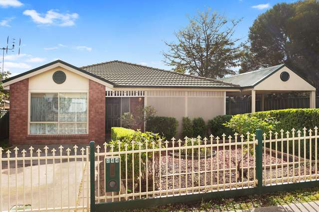 244 Arnold Street, North Bendigo VIC 3550