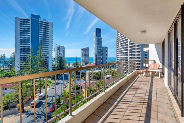 25/2981 Surfers Paradise Blvd / Markwell Ave, Surfers Paradise QLD 4217