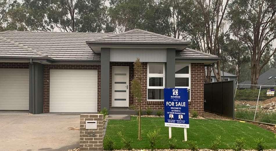 Unit 1/(Lot 3362) 9 Howard Loop, Oran Park NSW 2570